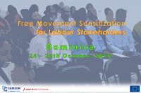 Free Movement Sensitization for Labour Stakeholders