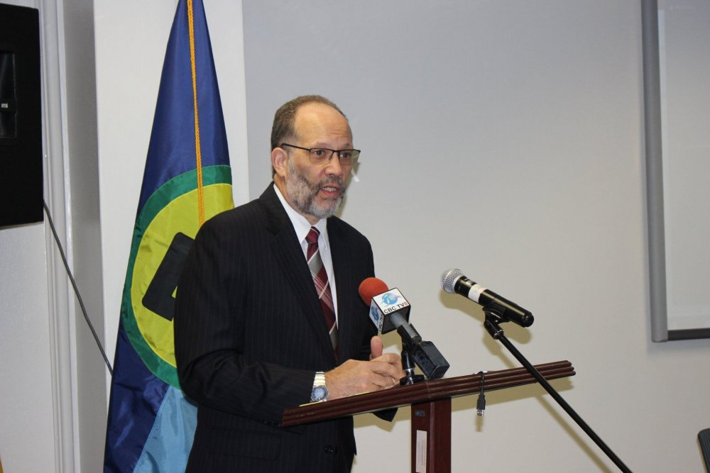 Remarks by CARICOM SG, Regional Stakeholder Consultation on CSME, 4 Nov., 2019, B'dos