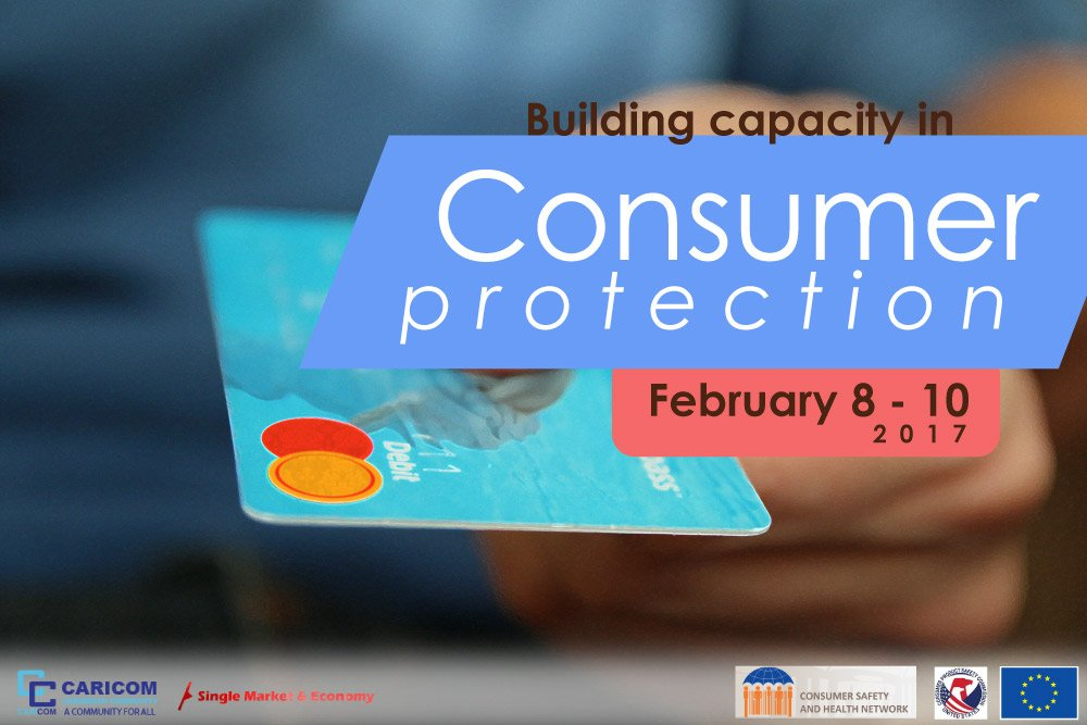 CARICOM Builds Consumer Protection Capacity
